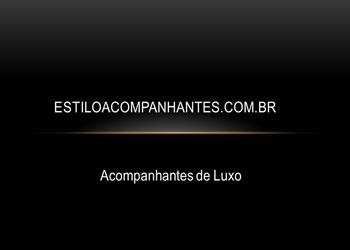 Acompanhantes de Luxo - Homens