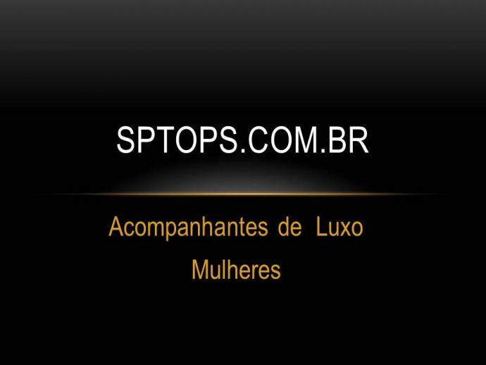 Acompanhantes de Luxo - Mulheres